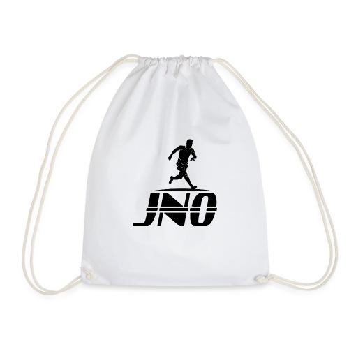 JNO Logo Black - Drawstring Bag
