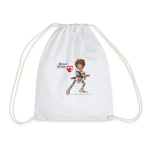 Ritter Trenk Bio-T-Shirt für Kinder - Turnbeutel