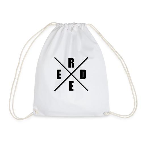 REED X Logo - Turnbeutel