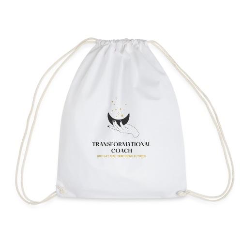 Ruth Transformational Coach Merch - Drawstring Bag