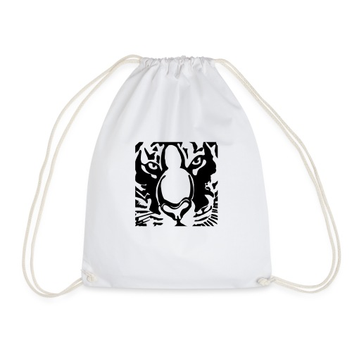 tijger2010shirt2 - Drawstring Bag