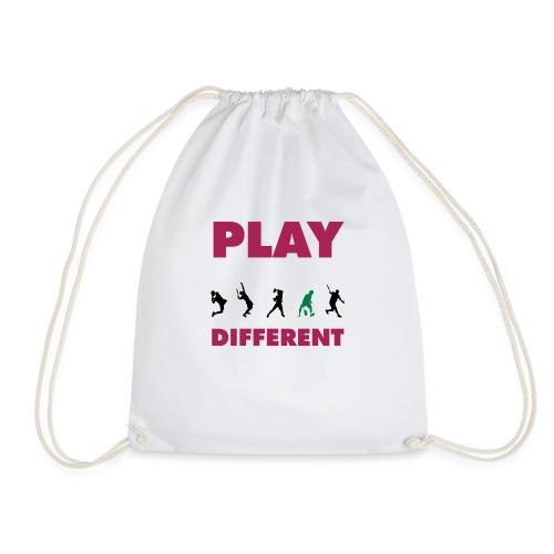 PLAY DIFFERENT 2 - Turnbeutel
