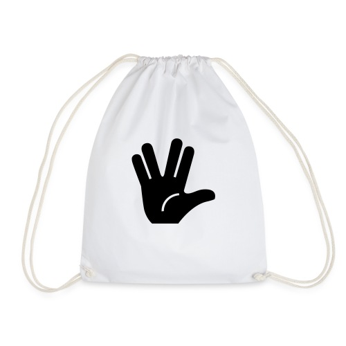 Live long and prosper - Sac de sport léger