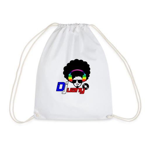 Djuany logo - Sacca sportiva