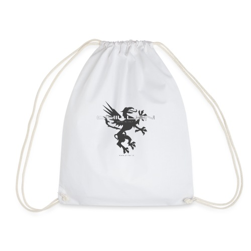 Chillen-tee - Drawstring Bag