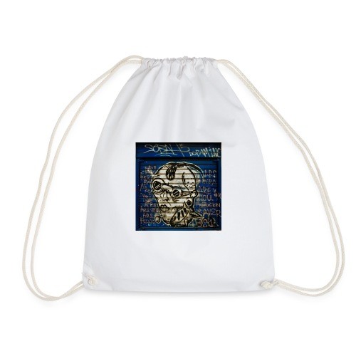 Freedom of expression - Drawstring Bag