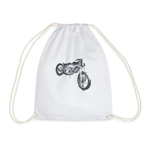 bike (Vio) - Drawstring Bag