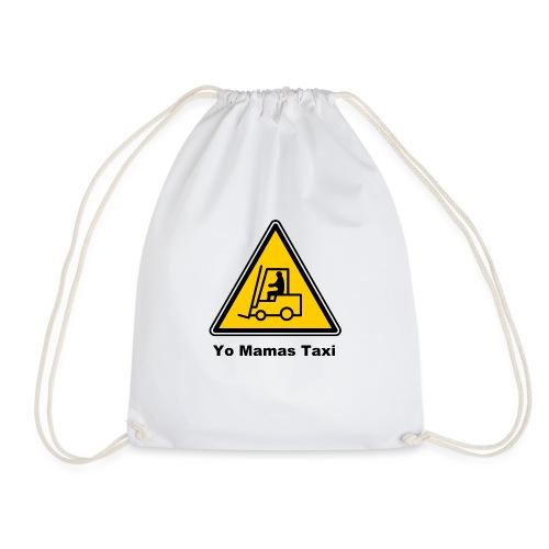 Mamas Isle Taxi - Drawstring Bag