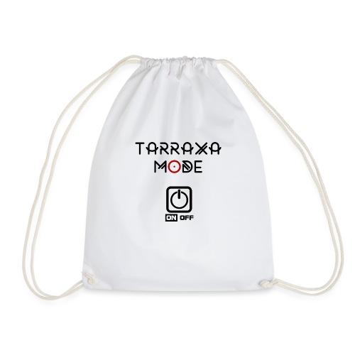 Tar Mode Black png - Drawstring Bag