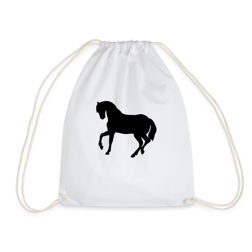 Cute Pony - Drawstring Bag