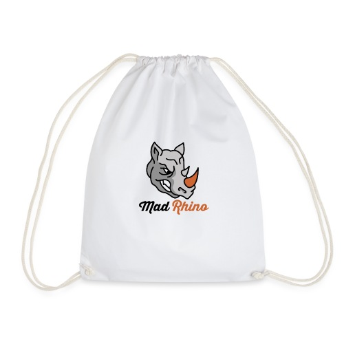 Mad Rhino - Drawstring Bag