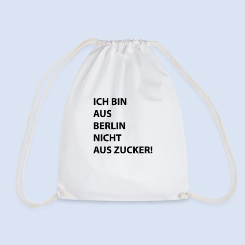 Ich bin aus Berlin #Stadtgeschenke - Turnbeutel