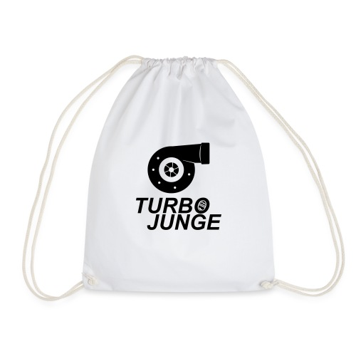 Turbojunge! - Turnbeutel