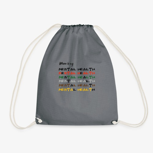 Where is my...? - Drawstring Bag