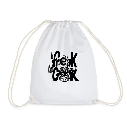 Le freak c'est geek - Sac de sport léger