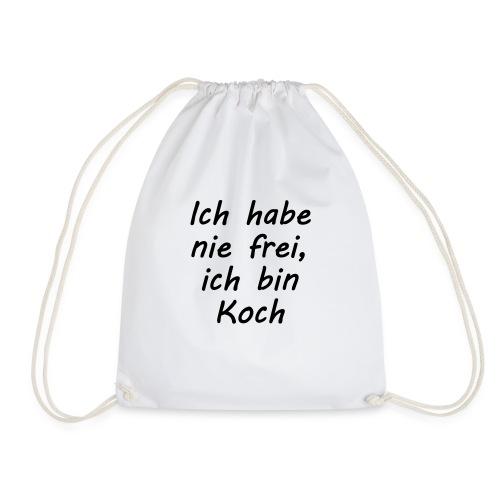 Koch - Turnbeutel