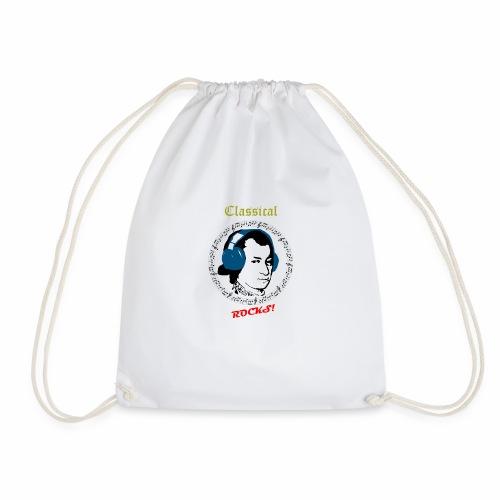 Classical Rocks! - Drawstring Bag