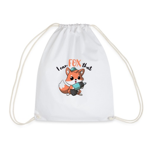 Fox that - Turnbeutel