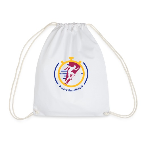 Rotary Benefizlauf Merchandise - Turnbeutel