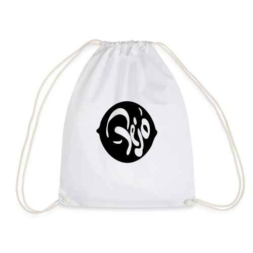 pejo new logo - Drawstring Bag