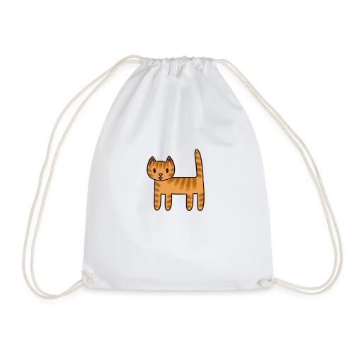 Ginger Cat - Drawstring Bag