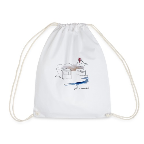 Blokhus 1 - logo - Sportstaske