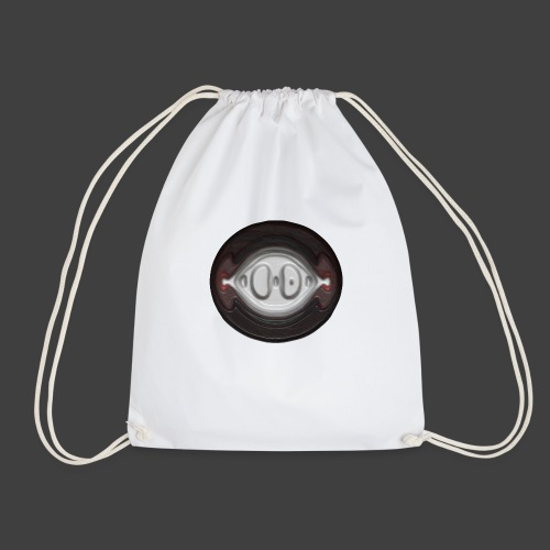 Smile? - Drawstring Bag