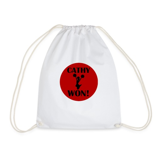 cathywon - Drawstring Bag
