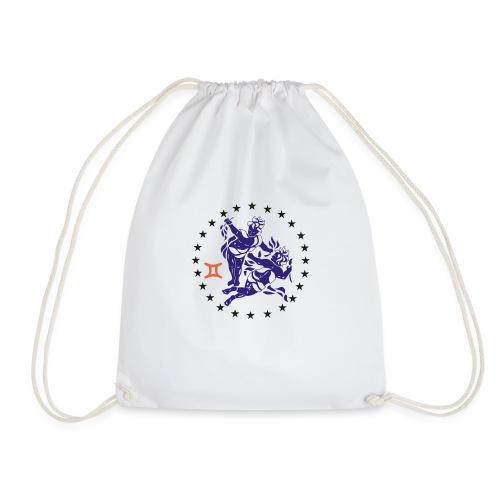 Tablier de cuisine : Zodiaque Gémeaux - Drawstring Bag