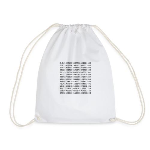 PI - Drawstring Bag