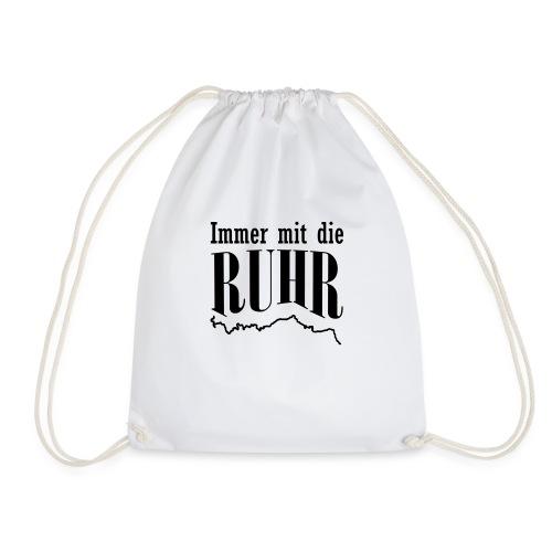 Immer mit die Ruhr - Turnbeutel