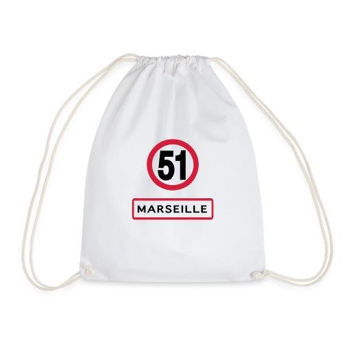 Marseille 51 - Sac de sport léger