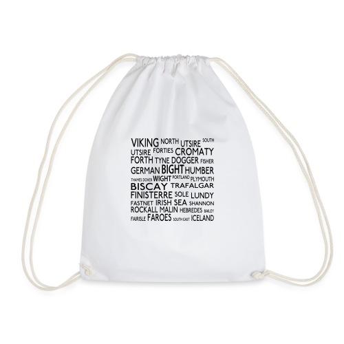 Shiping forecast - Drawstring Bag
