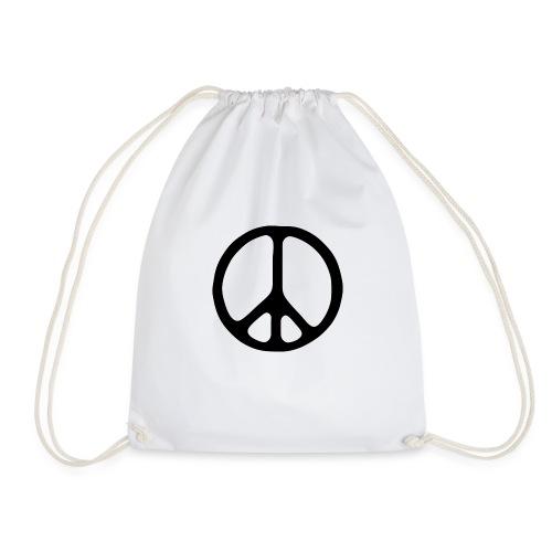 Peace sign - Gymnastikpåse