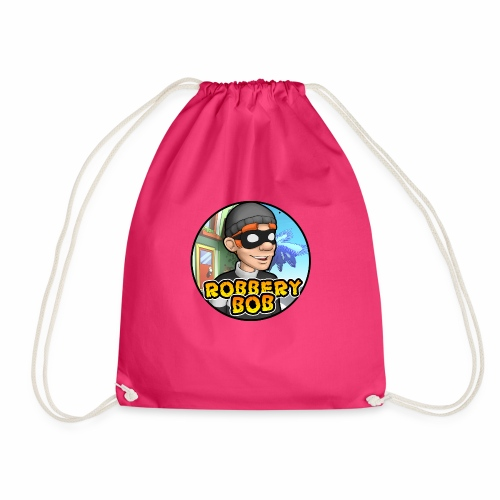 Robbery Bob Button - Drawstring Bag