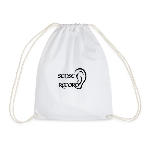 SenseRecord White Mug - Drawstring Bag