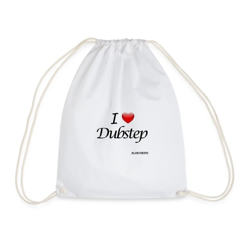 Camiseta - Mujer - I Love Dubstep - Mochila saco