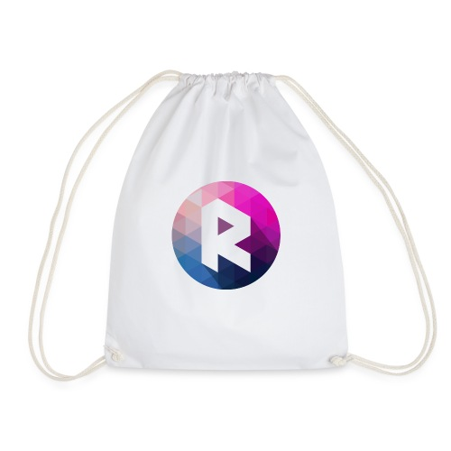radiant logo - Drawstring Bag