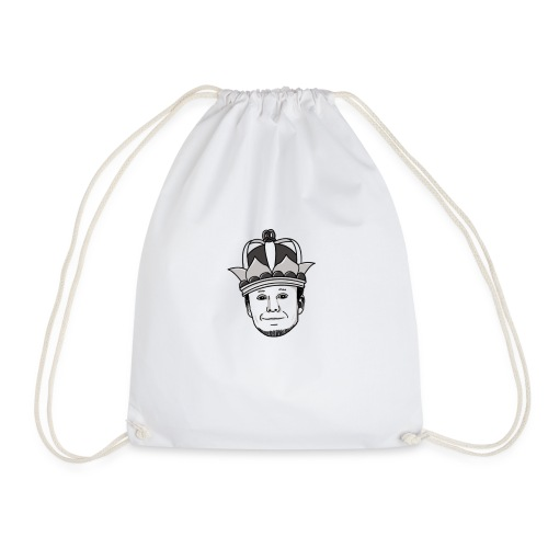 Meisterlehnsterr-Head - Drawstring Bag