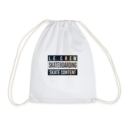 Logo 1 - Drawstring Bag