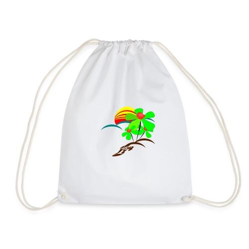 Berry - Drawstring Bag