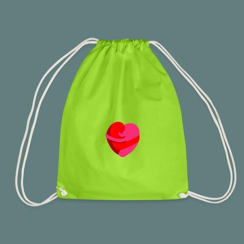 hearts hug - Sacca sportiva