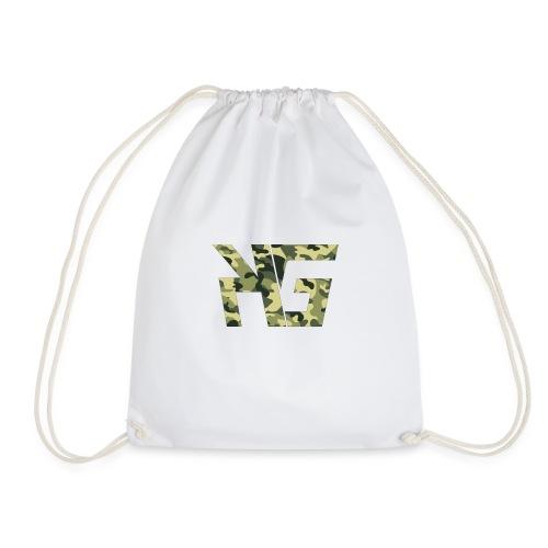 KG camo - Drawstring Bag