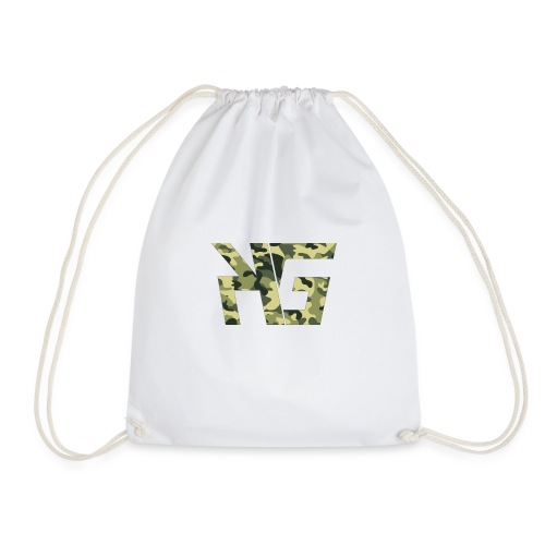 KG Forest Camo - Drawstring Bag