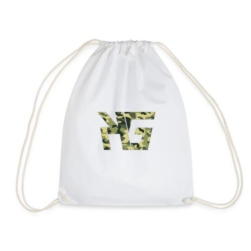 KG Forest Camo - Drawstring Bag