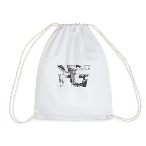 KG Urban Camo - Drawstring Bag