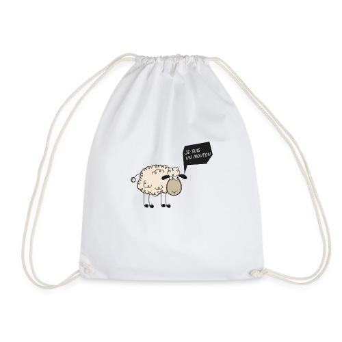 je_suis_un_mouton - Sac de sport léger