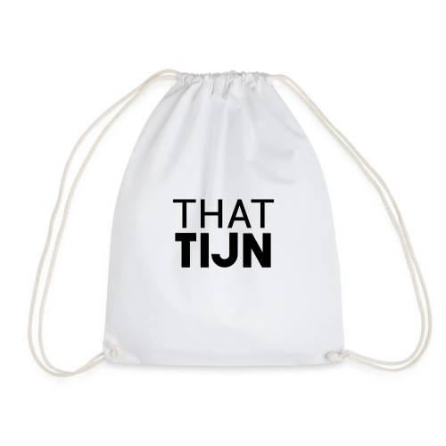 ThatTijn Men's Premium T-Shirt - Drawstring Bag