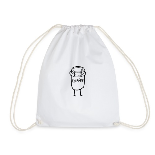 Cold Coffee - Drawstring Bag