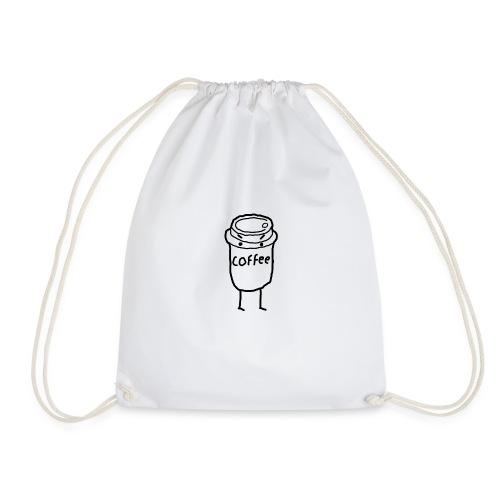 Cold Coffee - Drawstring Bag